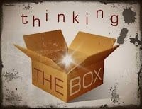 Box? What box? We don't need to think outside no box…!