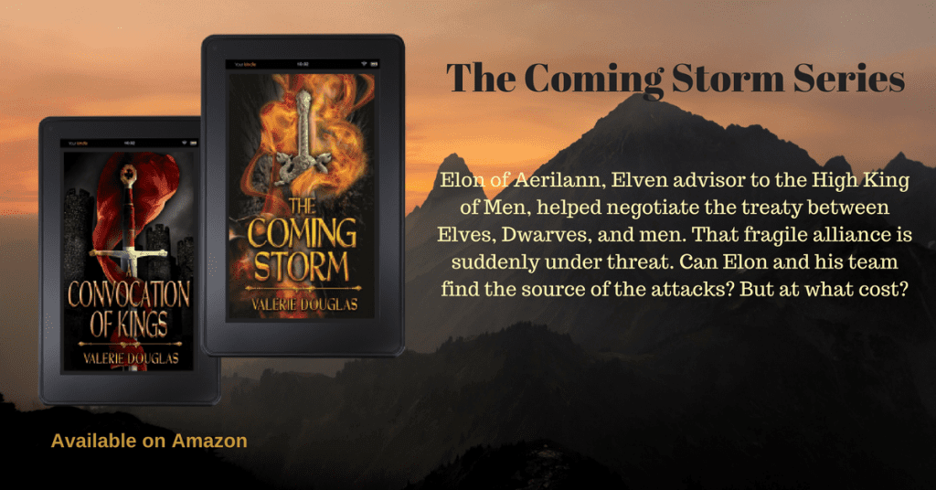 The Coming Storm series