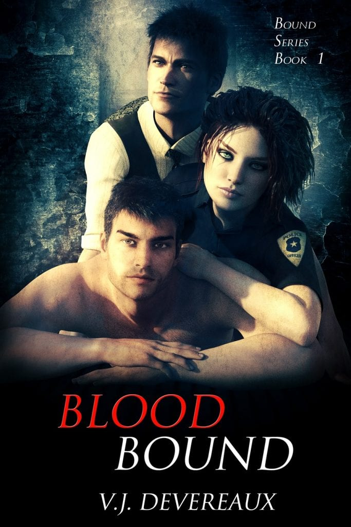 Book Cover: Blood Bound