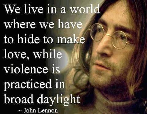 Lennon - Violence