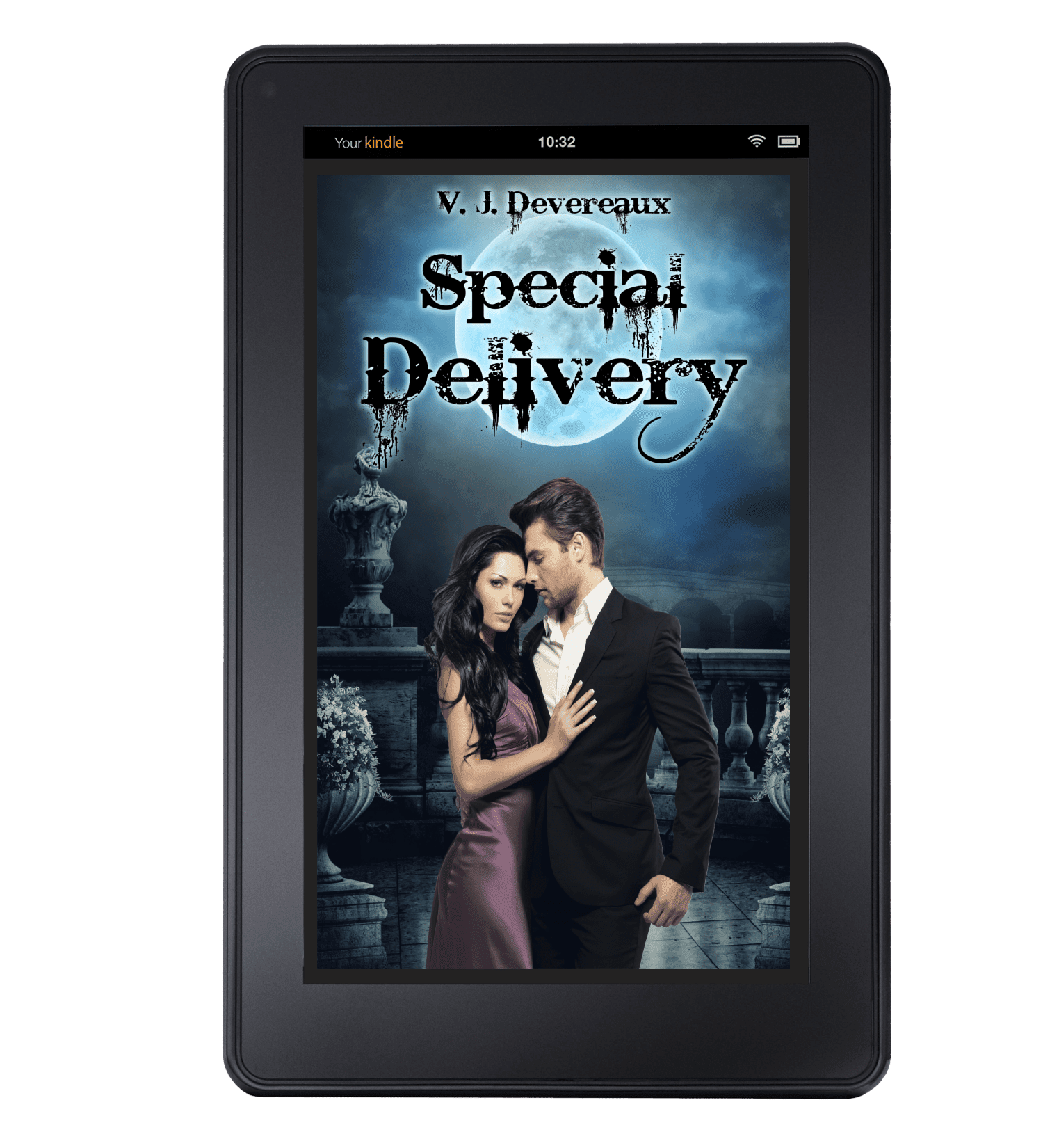 Special Delivery Mockup