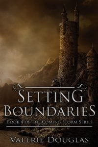 Book Cover: Setting Boundaries - A Novella