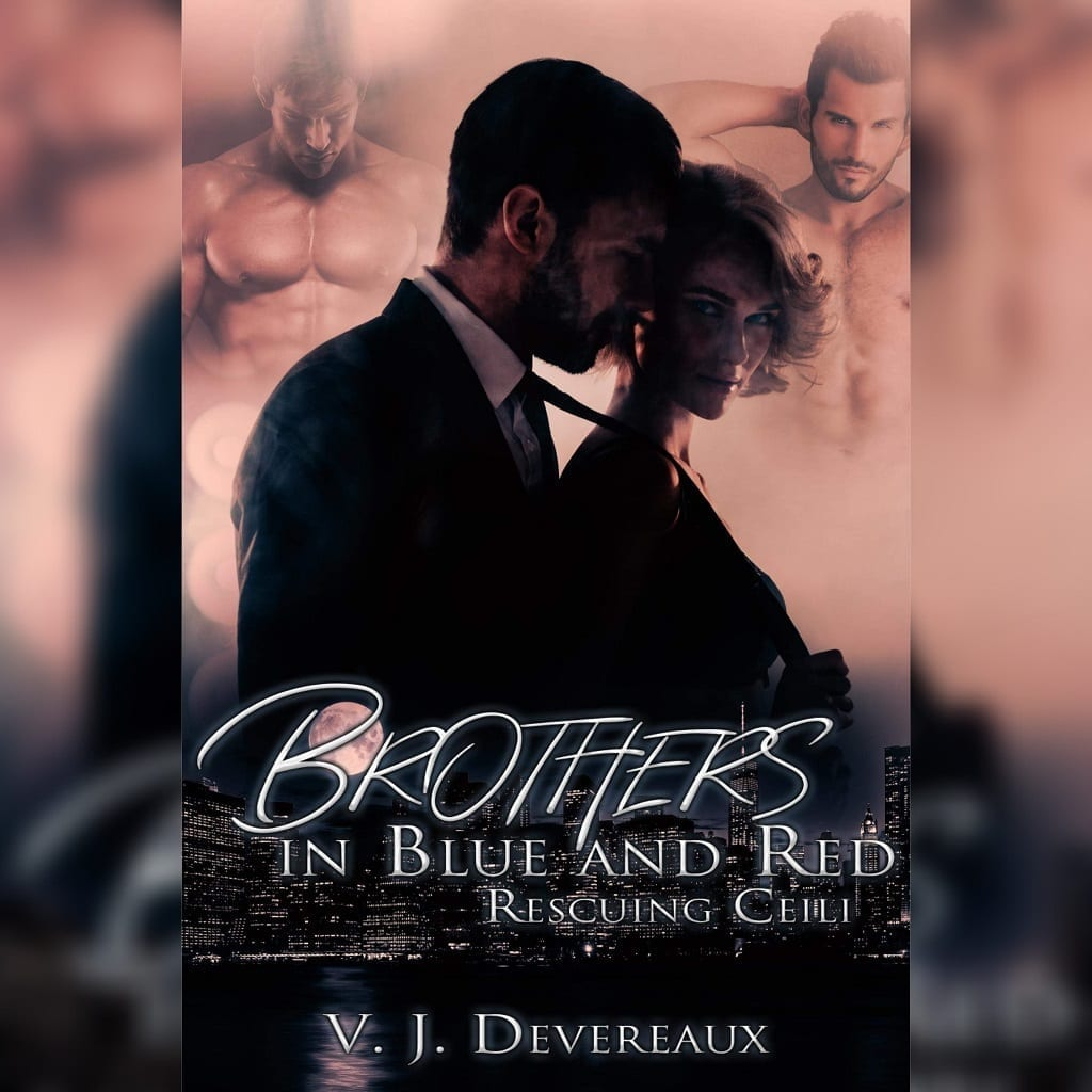 Book Cover: Brothers in Blue and Red: Saving Ceili