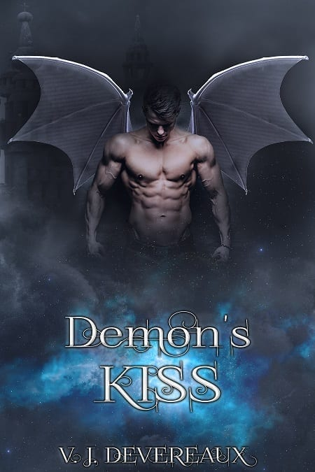 Book Cover: Demon's Kiss