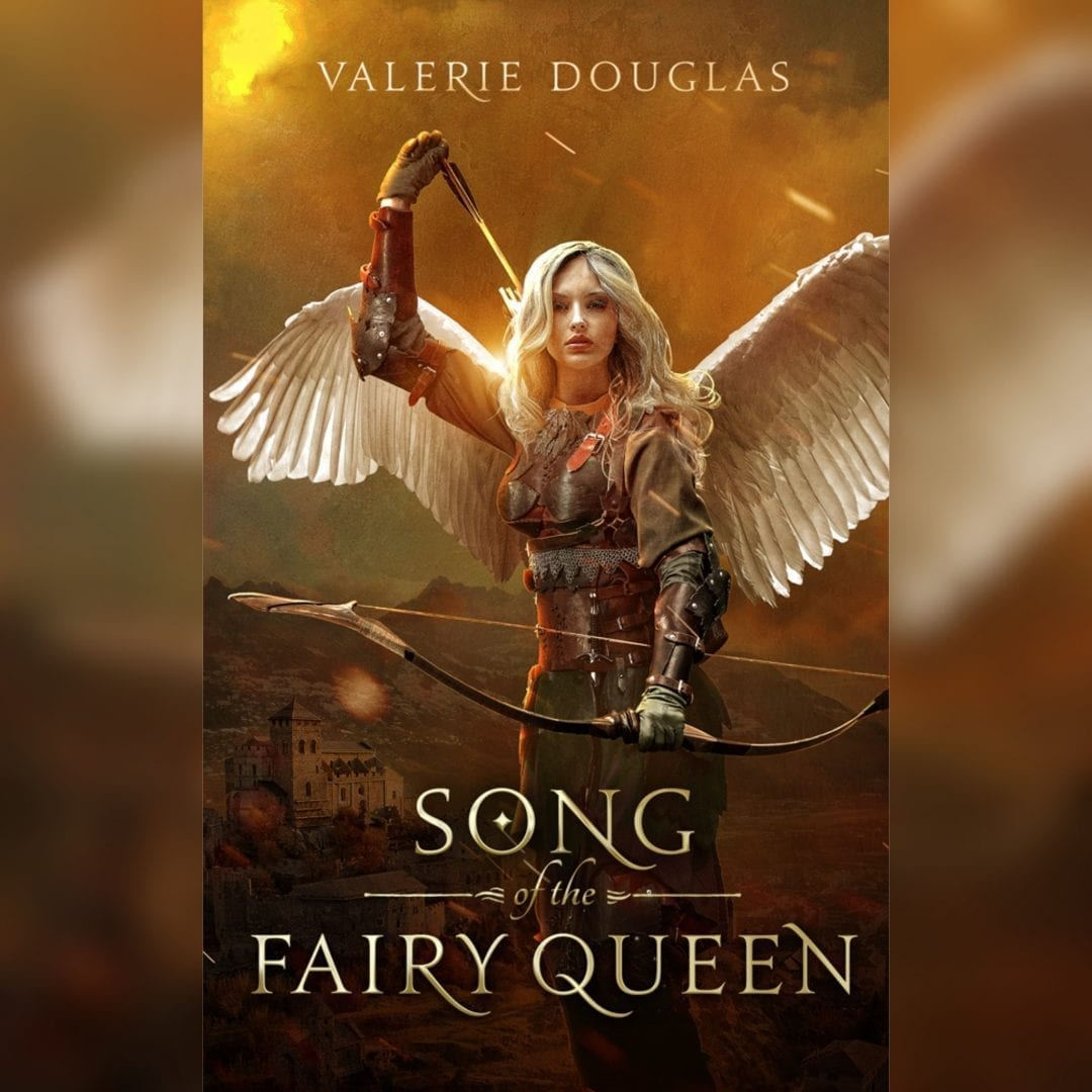 Book Cover: Song of the Fairy Queen